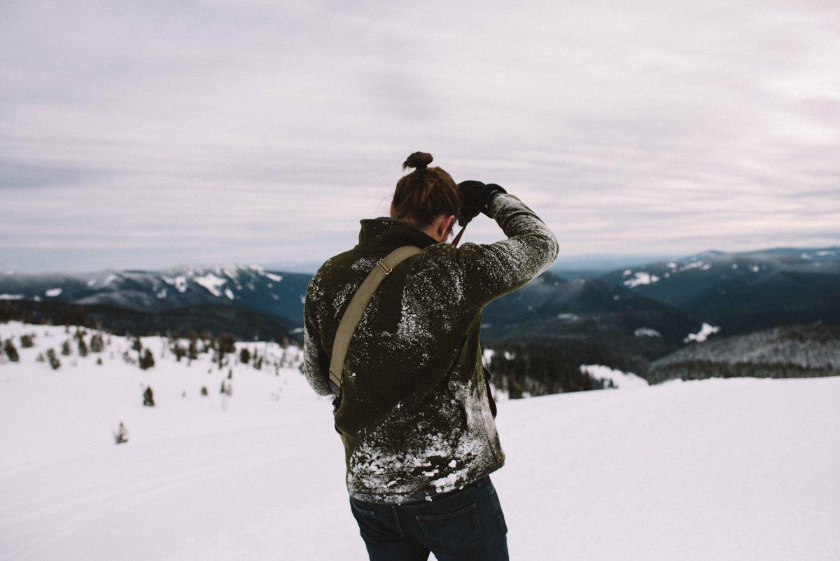 Oregon Adventure Session