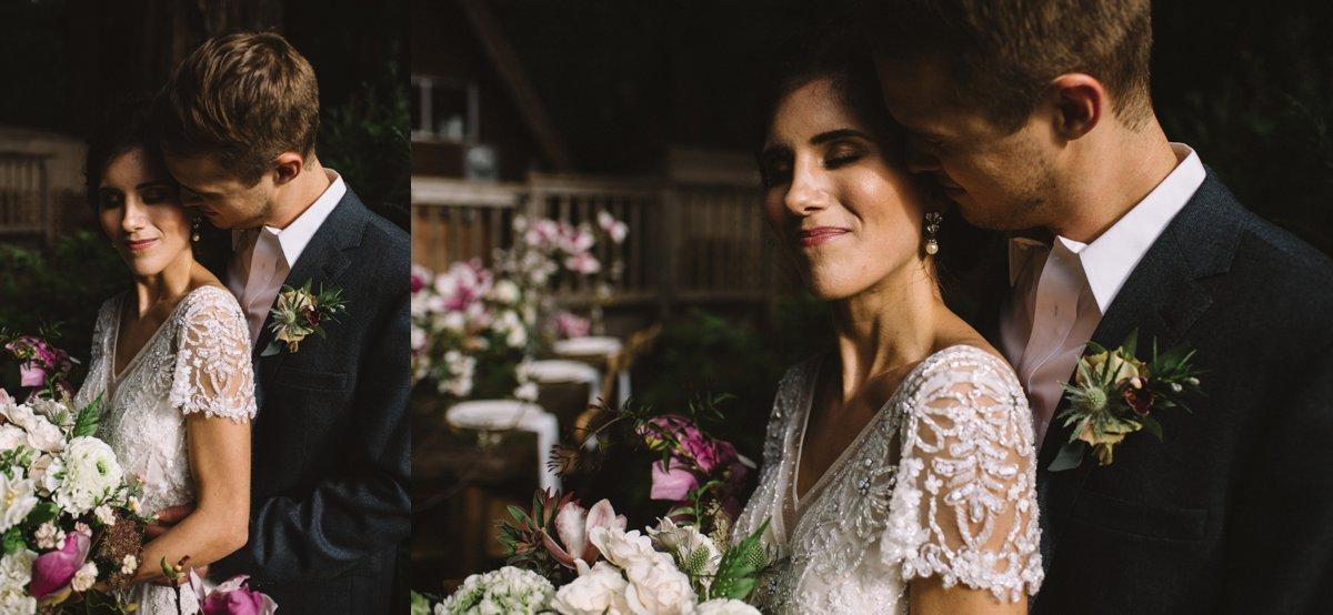 Romantic Styled Shoot in Jenner, California