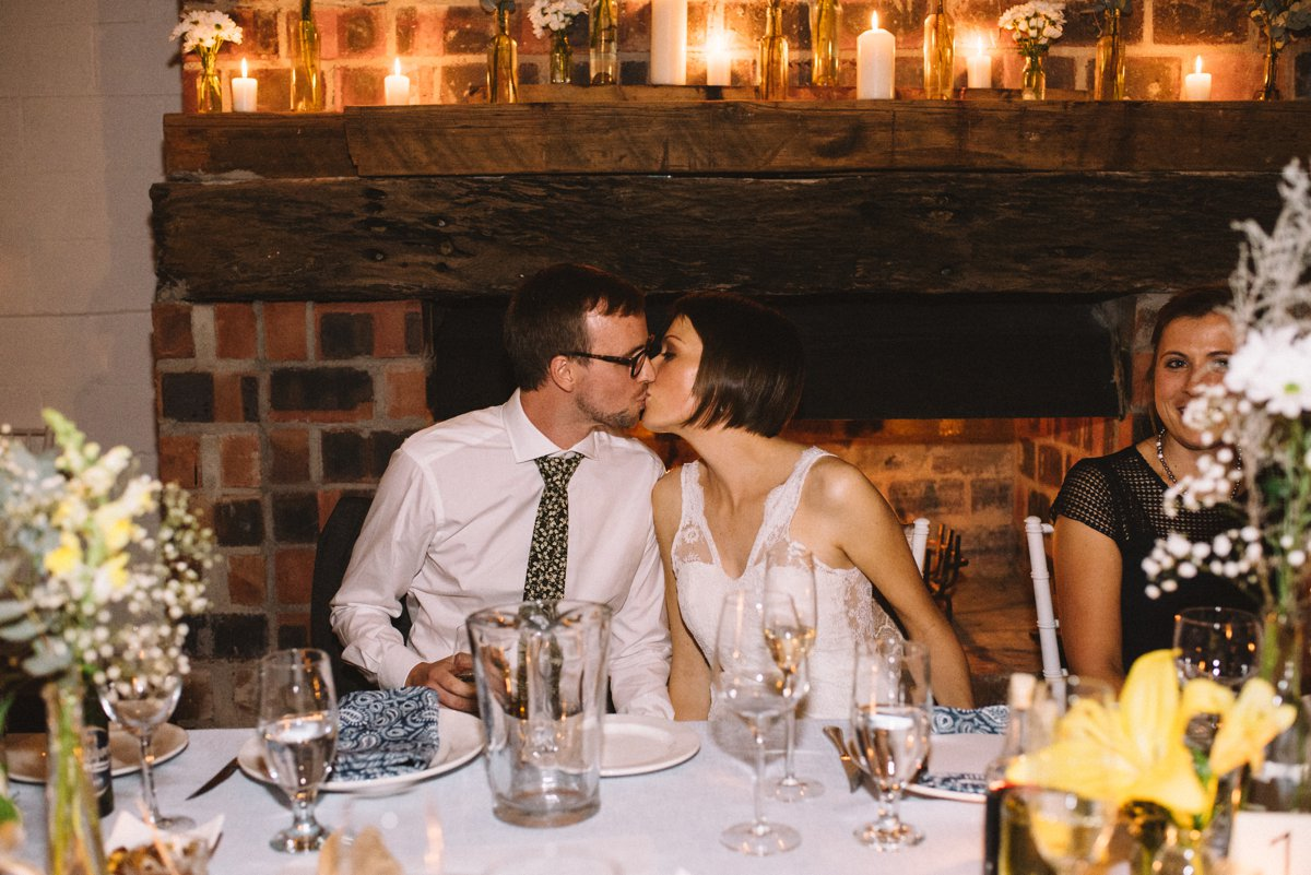 Laid-back Stellenbosch Wedding