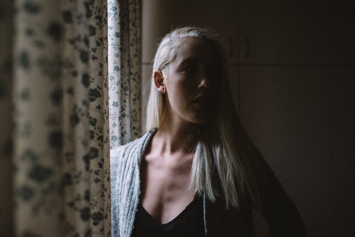 Portrait Session Amber