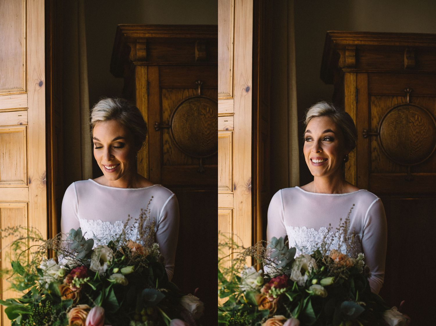 Romantic Worcester Wedding: Megan and Rinus