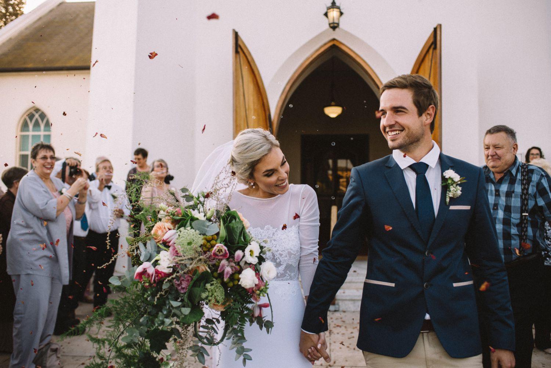 Romantic Worcester Wedding: Megan and Rinus