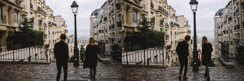Paris Adventure Session