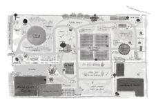 Johnman Heritage Garden Stellenbosch Map