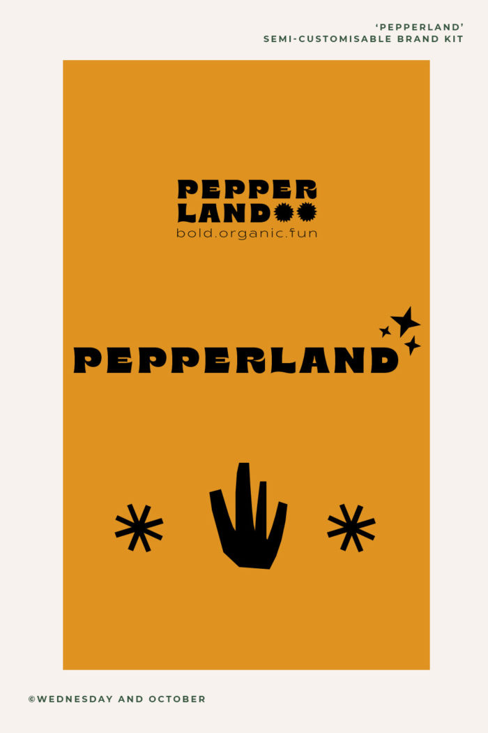 Ready-Made Brand Pepperland