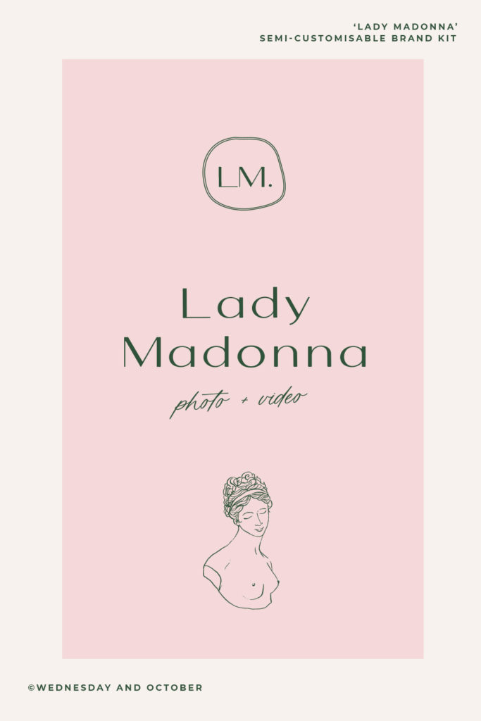 Ready-Made Brand Lady Madonna
