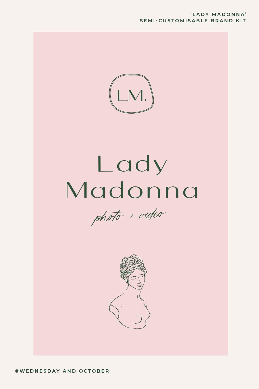 Ready-Made Brand Lady Madonna