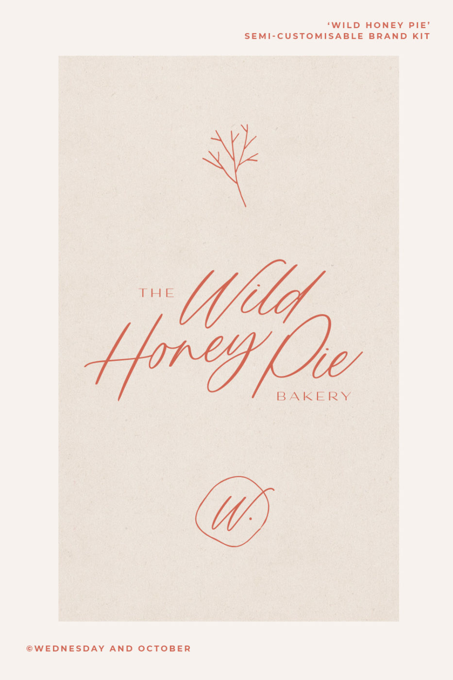 Ready Made Brand WildHoneyPie Cover