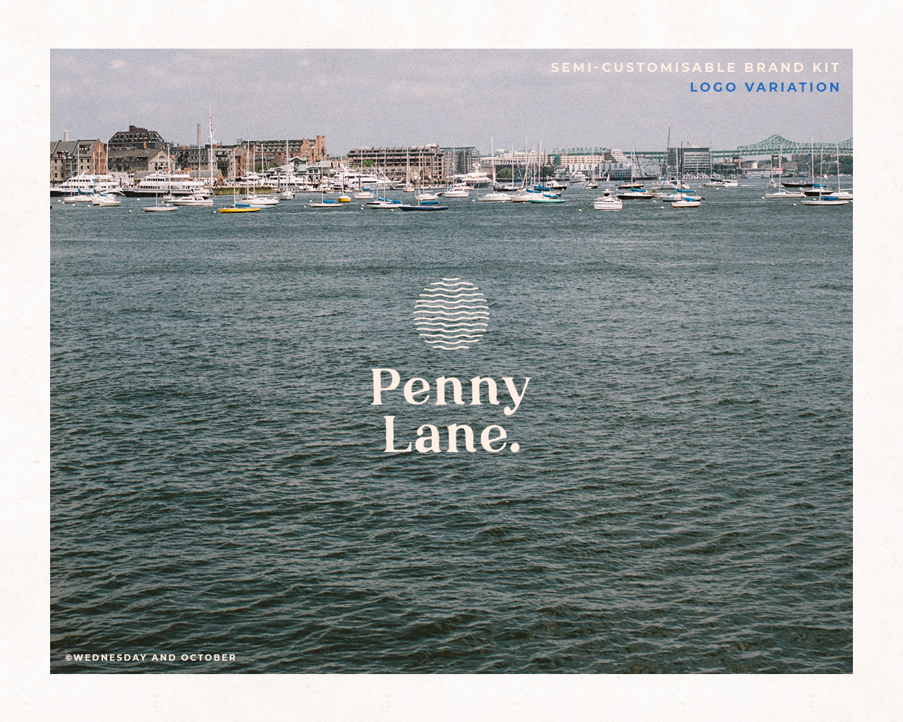 Customisable Brand Kit Penny Lane